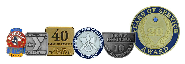 Custom Award Pins