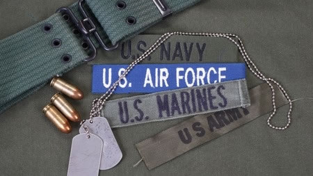 promotional items armed forces