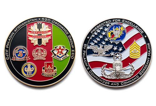Custom Metal Coins, Military Challenge Coins, Wholesale
