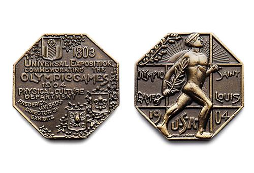 3d cast coins