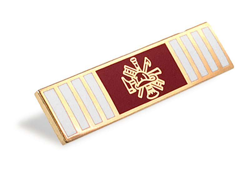 fire-department-commendation-bar