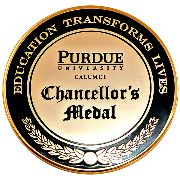 purdue university metal coin