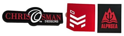 wholesale custom pvc labels