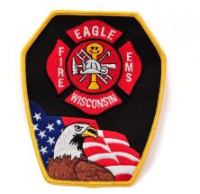 Fire Departments patches